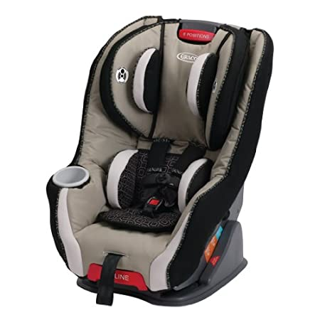 Graco's convertible infant car seat, Size4Me 65, helps protect your baby from 4 lbs. up to 40 lbs. This seat makes it easy to keep your little one rear-facing up to 40 lbs. and harnessed in with the 5-point harness.View larger  The Size4Me 65 is a...