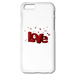 Cute Love Hard Case For Iphone 6