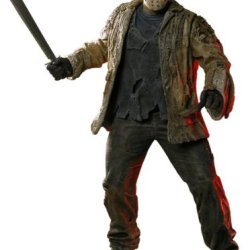 """Friday The 13Th Jason 19"""" Action Figure"""