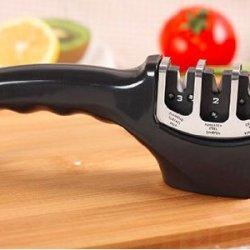 3-In-1 Handheld Tungsten Steel Knife/Scissors Sharpener