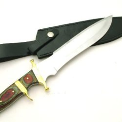 14In Bowie Sub Hilt Dh7839 - Tactical / Survival Knives