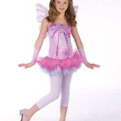 Fluttery Butterfly Child 12-14 Sku-Pas567333