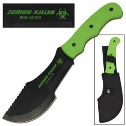 The Hunted Biohazard Zombie Killer Tracker T-3 Knife Folding Knife Blade Steel Sharp Edge Dagger Pocket Hunting Camping Camp