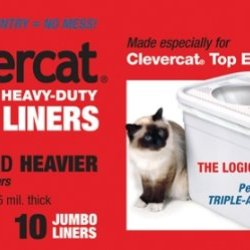 Clevercat Litter Box Liners. 6 Boxes