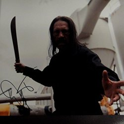 Danny Trejo Hand Signed Autographed 11X14 Photo Sexy Machete Ga 758207