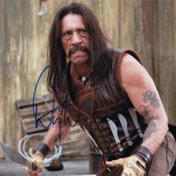 Machete Star Danny Trejo Signed 8X10 Photo In-Person