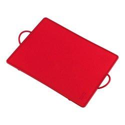 Kuhn Rikon Silicone Baking Sheet, Red
