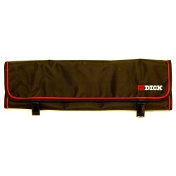 F. Dick 6 Pocket Knife Storage Roll Knife Case Special Heavy-Duty Edition