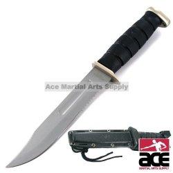 Marine Drop Point Survival Knife