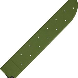Ontario Knife Machete Sheath, Fits 18In Blade, Od Green P0140 Od Green