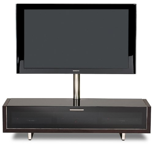 Image of BDI Odeon 9940 ESP Widescreen TV Stand and Mount for 37-55 inch Screens (Espresso Stained Oak) (9940/EO)