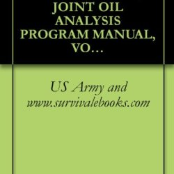 Tm 38-301-1, Us Army, Technical Manual, Joint Oil Analysis Program Manual, Volume I, Introduction, Theory, Benefits, Customer Sampling Procedures, Programs And Reports, 2008