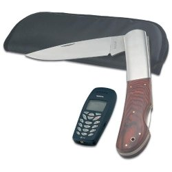 3 Of Best Quality Jumbo Lockback Knife By Maxam® Jumbo Lockback Knife