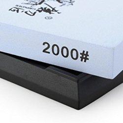 Annengjin® Taidea 2000 Grit Knife Sharpening Whetstone Sharpening Stone