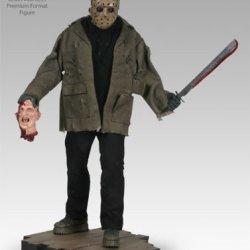 Jason Exclusive Version Premium Format Figure From Freddy Vs. Jason