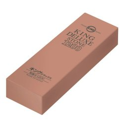 King Deluxe Medium Grain Sharpening Stone - #1200