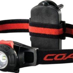 Coast Hl7 Focusing Headlamp, Black