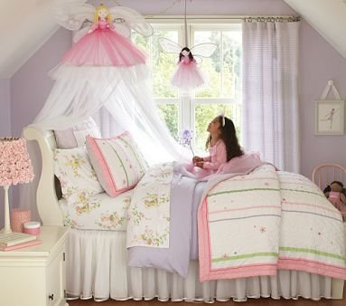 Image of Pottery Barn Kids Larkin Bedroom Set (B001D7SXHQ)