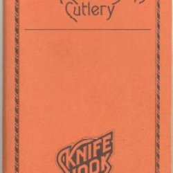 1982 Pocket Price Guide - W R Case & Sons Cutlery