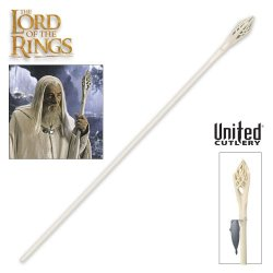 United Cutlery Uc1386 Lord Of The Rings Gandalf The White Staff