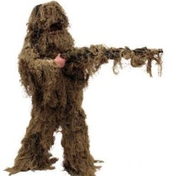 Red Rock Outdoor Gear Men'S Ghillie Suit, Desert Camouflage, X-Large/Xx-Large
