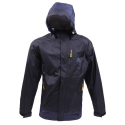 Onepolar Men'S Lightweight Windcheater Cagoule Jacket
