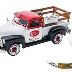 Case Cutlery 18800 Ertl Truck Anniversary Series With Case Pocket Knife