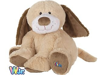 Webkinz Jr. Plush Stuffed Animal Tan Puppy