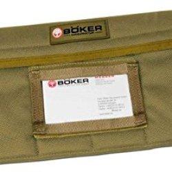 Boker Usa Plus Knife Vault Large,Desert Tan 09Bo156
