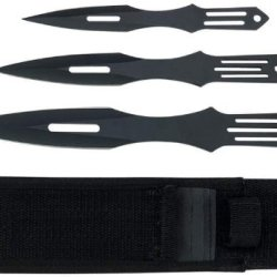 Maxam 4Pc Throwing Knife Set
