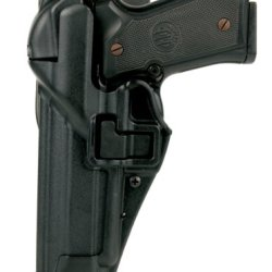 Blackhawk! Serpa Level 3 Auto Lock Duty Matte Finish Holster, Size 10, Right Hand (Smith & Wesson 5946)