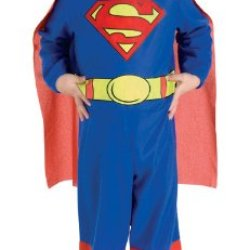Superman Jumpsuit, Superman Print, 6-12 Months Costume