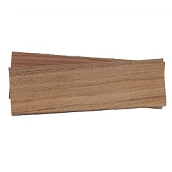 """Rosewood, Bolivian 3/8"""" X 1.5"""" X 5"""" Knife Scale 2Pc"""