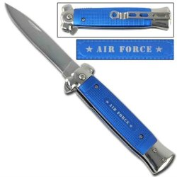 Striker Spring Assisted Knife - Air Force