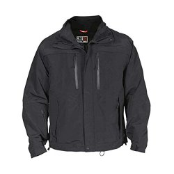 5.11 48153 Adult'S Valiant Duty Jacket Black Medium