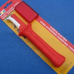 31Hs Insertable Insulation Layer Stripping Cable Knife (German Style)
