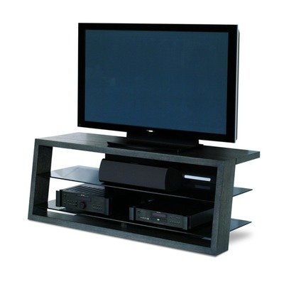 Image of Eileen Series TV Stand Color: Cherry (8329-Cherry)