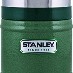 Stanley Classic 17Oz Vacuum Food Jar - Hammertone Green