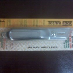 Techni Edge 04-101 Roofers Knife