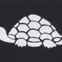 Stencil Turtle Brass Stencil Turtle Brass