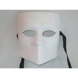 Venice Buys Venetian Masks Blank White Bauta Grezzo Venetian Masquerade Mask For Decorating White