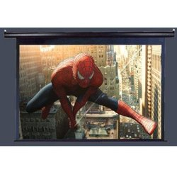 "125"" Electric Screens"