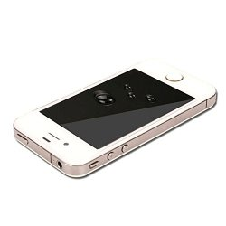 Aokdis Hot Selling Set High Quality Front & Back Tempered Glass Film Screen Protector For Iphone 4 4S 4Gs