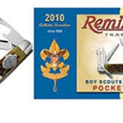 Remington Boy Scouts Of America Pocket Knife Rs4233/19863