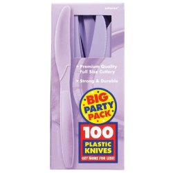 Lavender Big Party Pack - Knives