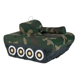 Camouflage Tank Pinata
