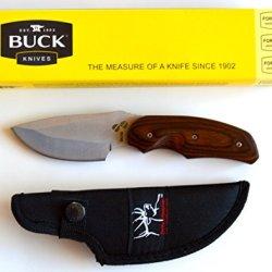 Buck Model 480 Rocky Mountain Elk Foundation Fixed Blade Hunting Knife