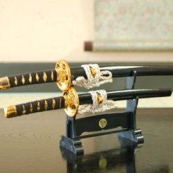 Japanese Letter Opener Samurai/ Ninja Miniature Historical Reproduction#02