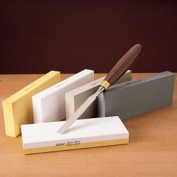 Norton 24336 Japanese-Style Combination Waterstone 4000/8000 Grit, 8-Inch By 3-Inch By 1-Inch