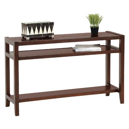 Image of Progressive Furniture Sofa/Console Table - Cherry Solids and Veneers (P366-05)